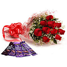 Love Mania: Send Flowers to Morena