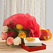 Love Struck: Flowers & Sweets for Birthday