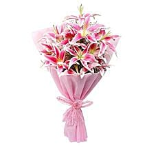 Luxurious Lillies: Send Mothers Day Gifts to Nagpur