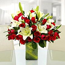 Majestic and Classic: Vase Arrangements
