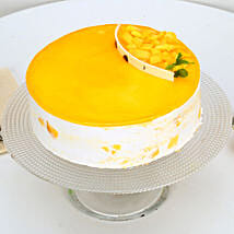Mango Delight Cake: Cake Delivery in Chandel