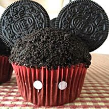 Mickey Mouse in a Cupcake: Send Cupcakes