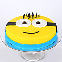 Minion for you Cake: Cake delivery in Porvorim