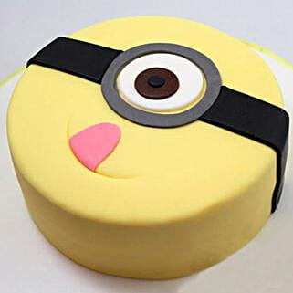 Minion Stuart Cake: Designer Birthday Cakes