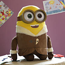 Minions Bob Ice Age XL with Chocolate: Soft toys for Him