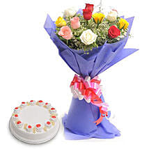 Mix Flowers n Cake: Send Flowers & Cakes to Bhopal