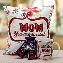 Mom Is Special: Gifts to Kolhapur