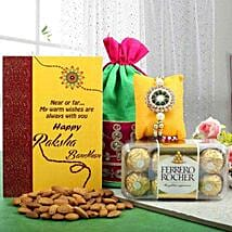 Moment Special: Send Rakhi to Panihati