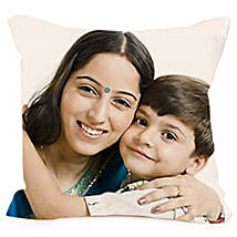 Mothers Day Personalized Cushion: Womens Day Gifts Gurgaon
