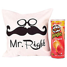 Mr Right Hamper: Send Gift Hampers to Hyderabad