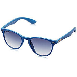 MTV Roadies Full Rim Grey Unisex Wayfarer Sunglasses: Sunglasses for Men