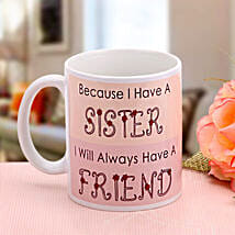 Mug For Her: Send Rakhi to Jhansi