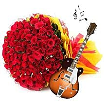 Music, Flowers and the Beloved: Send Thanks Giving Day Flowers