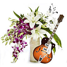 Music with the Flowers: Thanks Giving Day Flowers