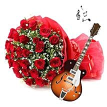 Musical Charm of Affection: Send Thanks Giving Day Flowers