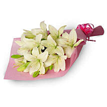 My Angel: Send Flowers to Aligarh