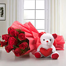 My Beary Love: Send Roses And Teddies