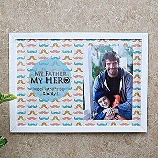 My Father My Hero Photo Frame: Photo Frames