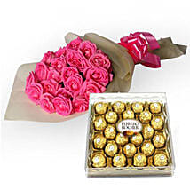 My Fondest Affection: Flowers & Chocolates for Love