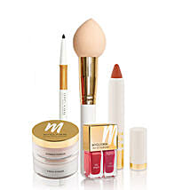 MyGlamm Beauty Glow Makeup Kit: Cosmetics & Spa Hampers for Valentine
