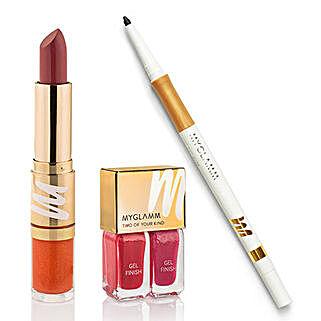 MyGlamm Essentials Makeup Kit: Cosmetics & Spa Hampers