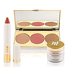 MyGlamm Glow Face Makeup Kit: Cosmetics & Spa Hampers for Valentine