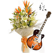 Nature, Music and Affection: Thanks Giving Day Flowers