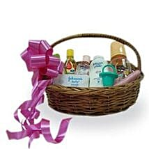 New Baby Basket: Gift Baskets Ahmedabad