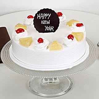 New Year Pineapple Cake: New Year Cake