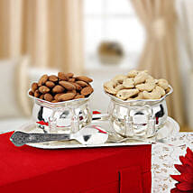Nuts and Bowls: Send Gifts for Dhanteras