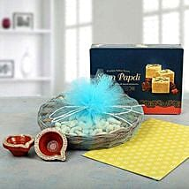 Nutty Diwali Celebration: Sweets Delivery in Delhi