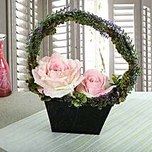 Obliged To Love: Artificial Flowers