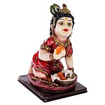 one Bal Krishna: Birthday Handicrafts