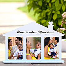 Our Home Personalized Frame: Birthday Personalised Photo Frames