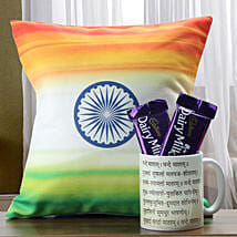 Perfect Indian Combo: Chocolate Gifts in India