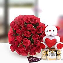 Perfect N Lovely: Send Flowers & Chocolates to Faridabad