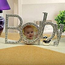 Personalised Baby Photo Frame:
