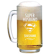 Personalised Beer Mug 1079: Personalised Gifts