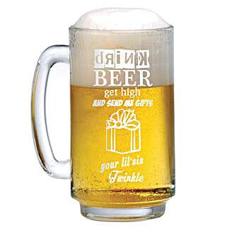 Personalised Beer Mug 1305: