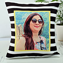 Personalised Comfort Cushion: Aunt