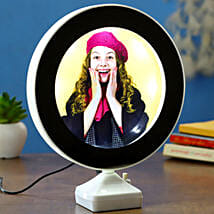 Personalised Magic Mirror LED: Personalised Gifts for Men