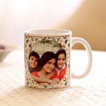 Personalised Woman Power Photo Mug: Mothers Day Personalised Mugs