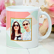 Personalised Womens Day Coffee Mug: Friendship Day Personalised Gifts