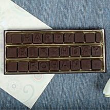 Personalized Birthday Chocolates: Send Personalised Gifts to Wardha