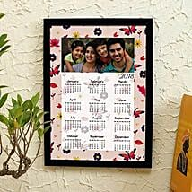 Personalized Calendar Frame: Friendship Day Photo Frames