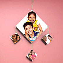 Personalized Cherish The Time: Send Photo Frames