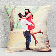 Personalized Cushion Gift: Kolkata anniversary gifts