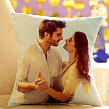 Personalized Cushion Gift: Anniversary Gifts Thane