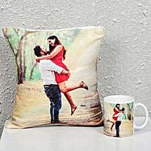 Personalized Cushion with Me: Send Personalised Cushions for Wedding