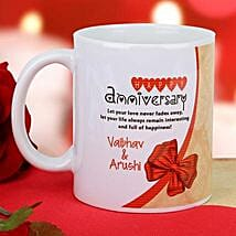Personalized Enduring Love: Gifts for Anniversary